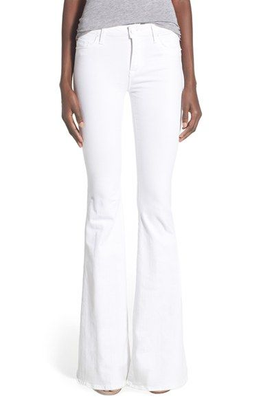 c13eda312bcc Hudson Jeans  Mia Barefoot  Flare Jeans