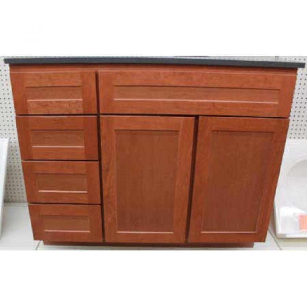 jamestown cherry vanity builders surplus wholesale kitchen and bathroom cabinets in los angeles california
