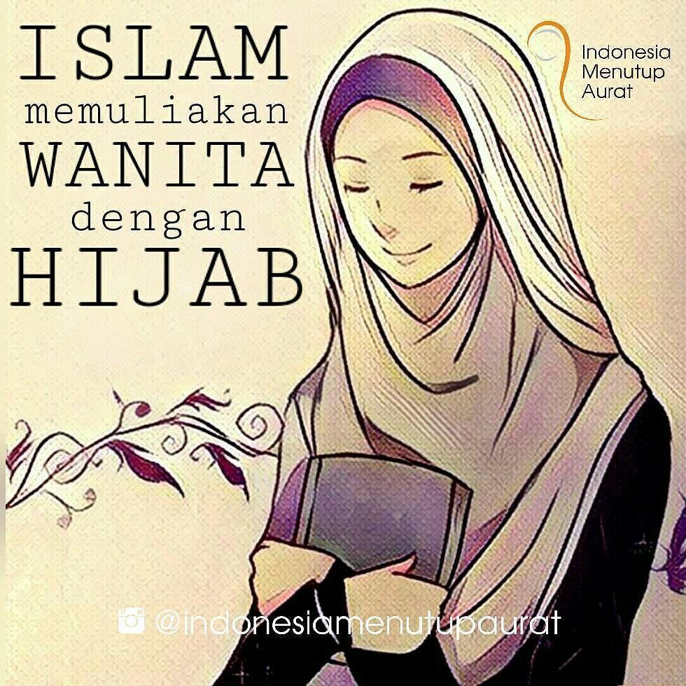 Selain Menjamin Hak Hak Wanita Islam Pun Menjaga Kaum Wanita Dari