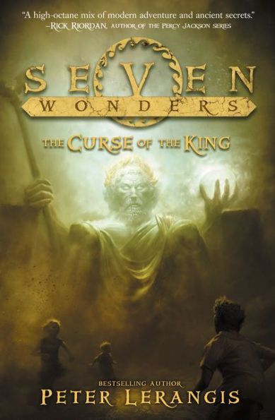 The Curse Of The King Seven Wonders Series 4 Paperback Wonder Book Seven Wonders King Book