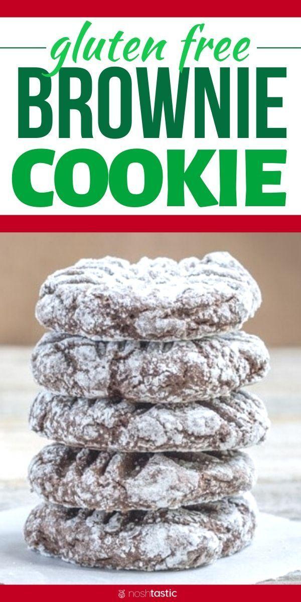 Pin By Erin Kope On Cookies Gluten Free Brownies Gluten Free