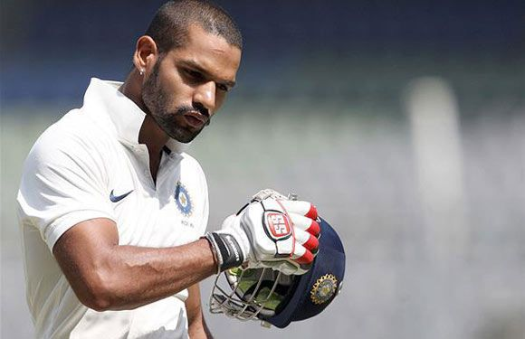 10 facts to know about Shikhar Dhawan