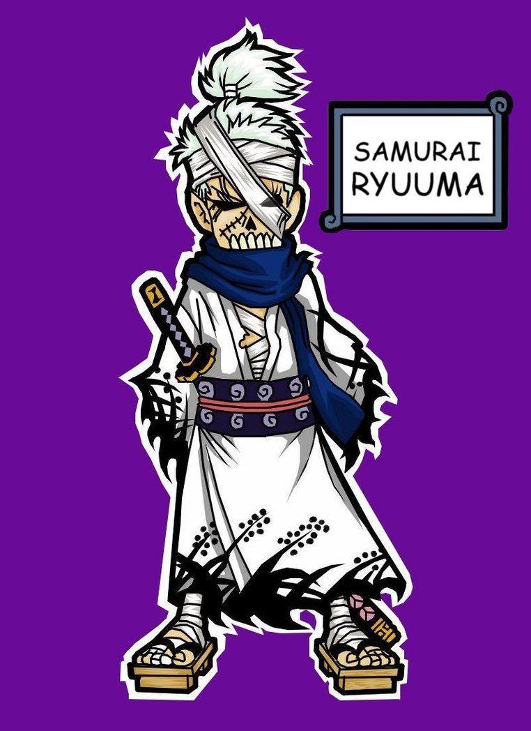 Samurai Ryuuma By Abnormalchild On Deviantart Samurai Samurai Gear Comic Book Cover