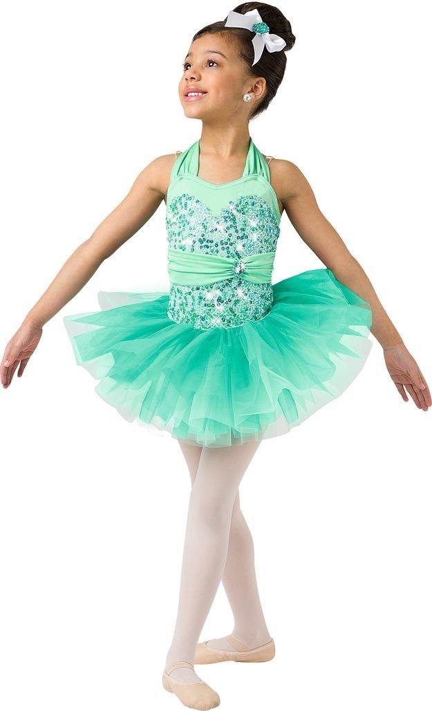 6624d4d44c Fantasia Infantil Dança Bailarina Verde Halloween Carnaval em 2019 ...