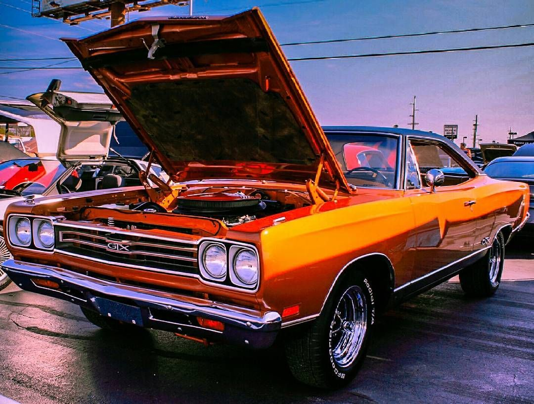 Classic 1969 Plymouth Gtx Muscle Mopars Mopar Or No Cars With