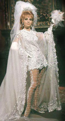 1960s wedding dress | 1960s Wedding Gowns | Pinterest | 1960s ...