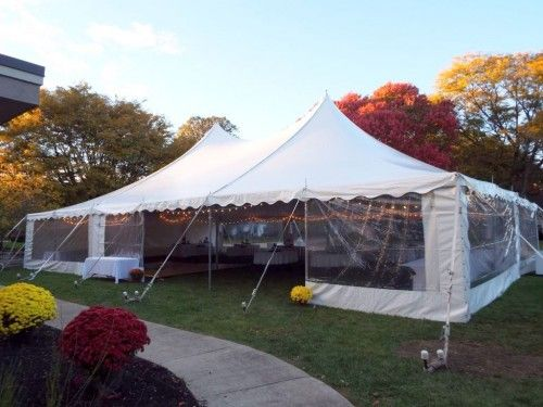 Pin by CarieP on Wedding | Party tent rentals, Party tent ...