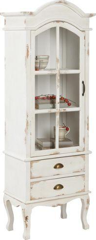 Dekorativer Schrank im Vintage-Stil - ein Möbelstück mit Charakter