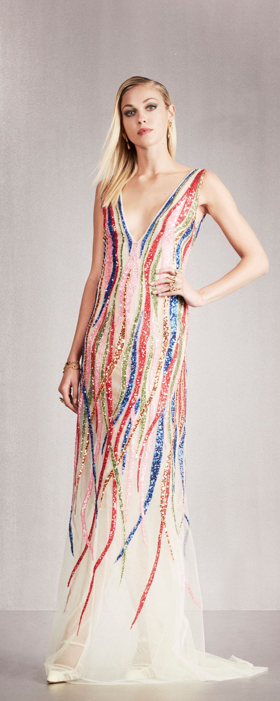 Schicke designer kleider