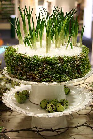 Callian, Antikt & Brocante: mars 2011 Flowercake