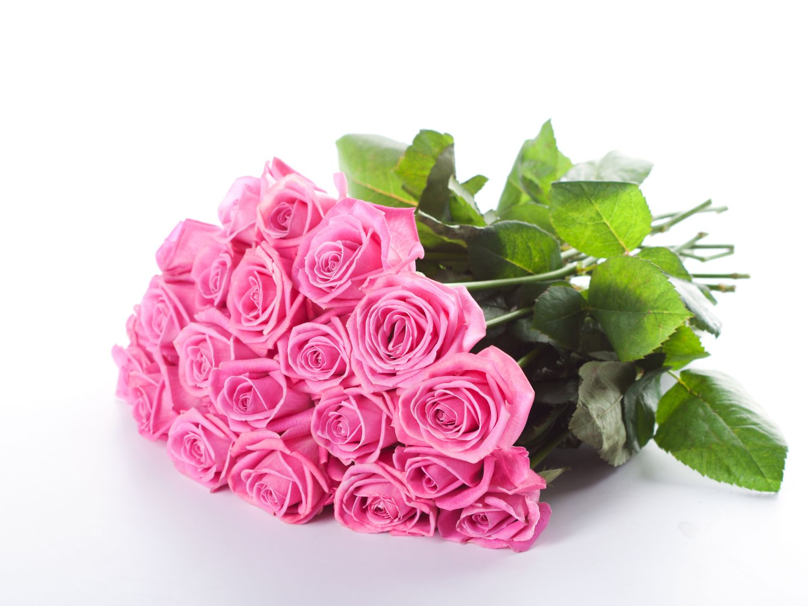 Pink Rose Bouquet Bouquet Of Pink Roses Hd Flower