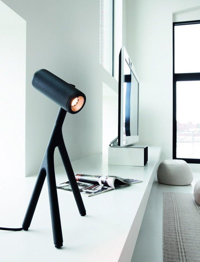 Médard by Modular Lighting Instruments a lighting source inspired by a bug & Médard by Modular Lighting Instruments a lighting source inspired ...