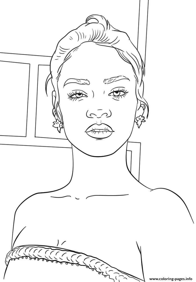 Celebrity coloring pages 1724 inside color free printable