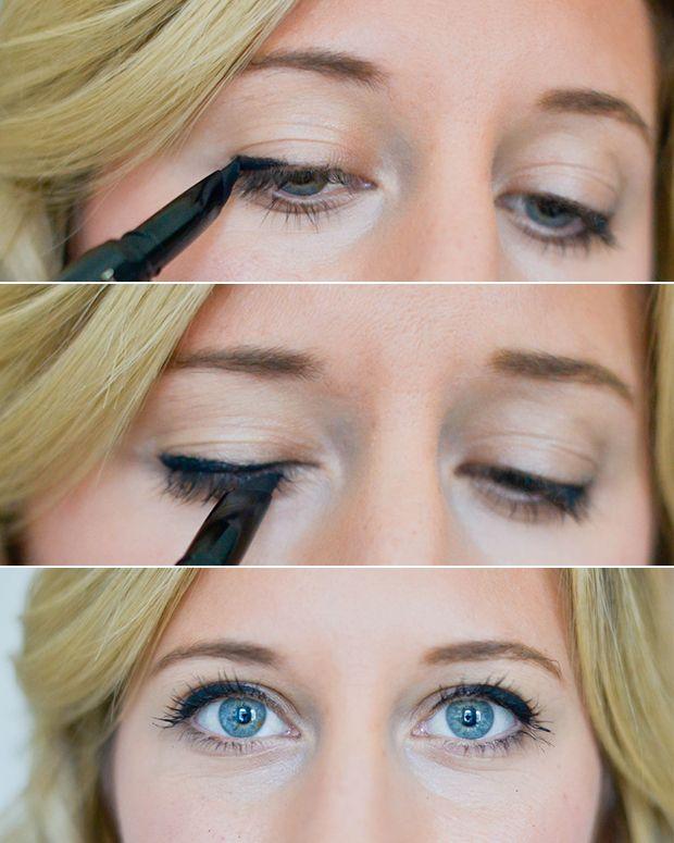 Eyeliner Tutorial, Winged Eyeliner