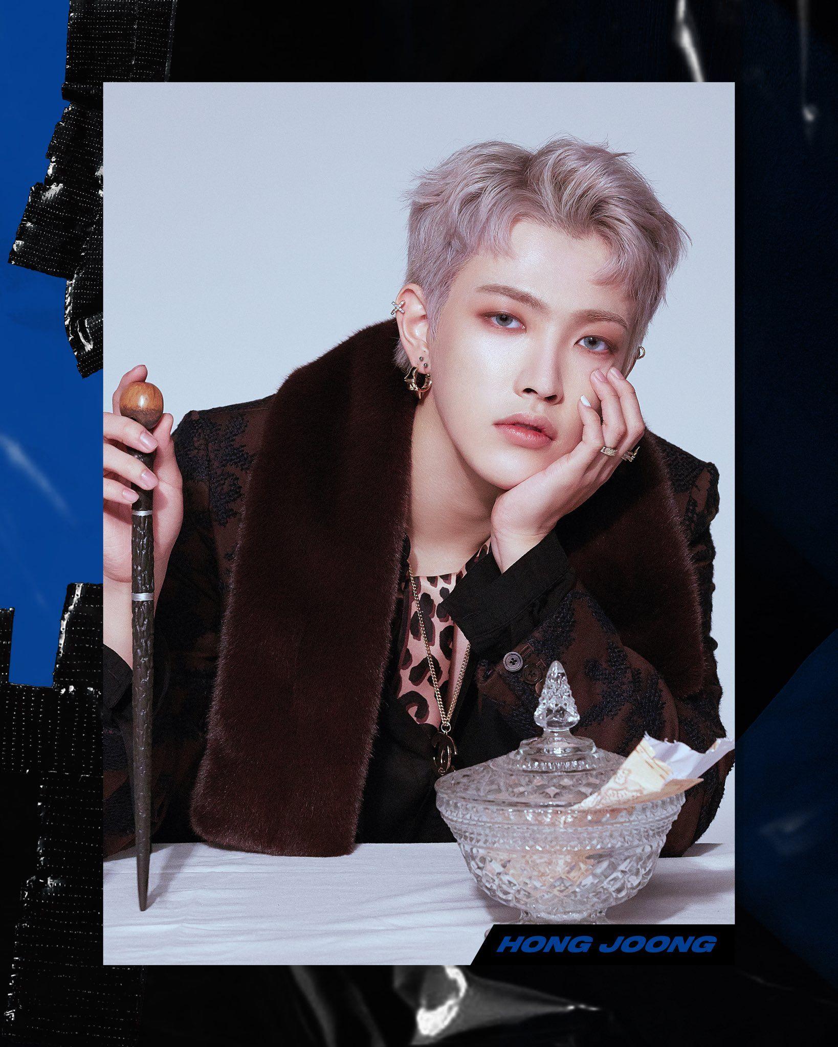 PERFIL: ATEEZ   NPOMV / Opinião e entretenimento sobre a cultura asiátia e k-pop!