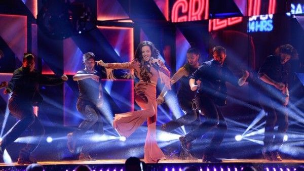 Melodifestivalen 2016: Robin Bengtsson and Ace Wilder win