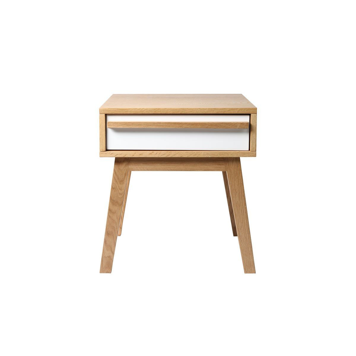 Table De Chevet Nordique Table De Chevet Design Scandinave Helia Miliboo La