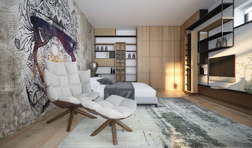3 luxury homes taking different approaches to artwork