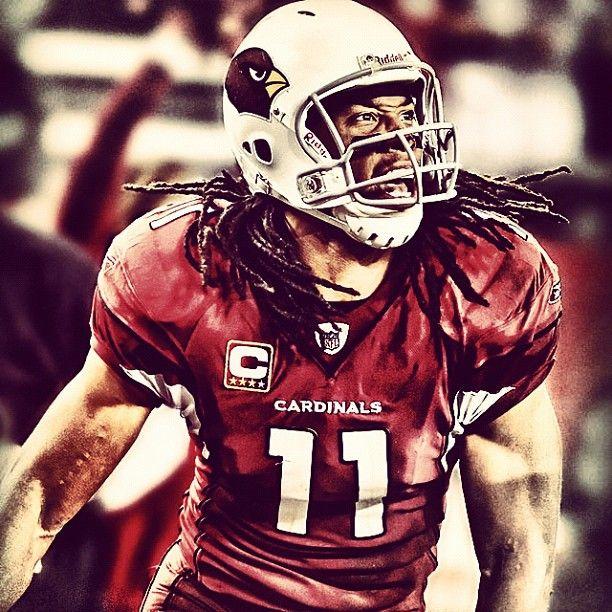 Larry Fitzgerald #Cardinals