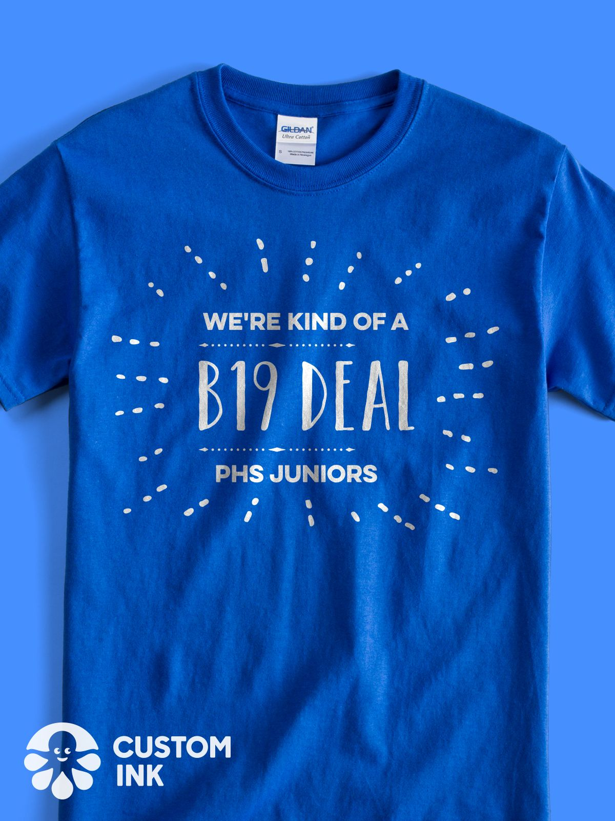 we 39 re kind of a b19 deal class of 2019 class shirt. Black Bedroom Furniture Sets. Home Design Ideas