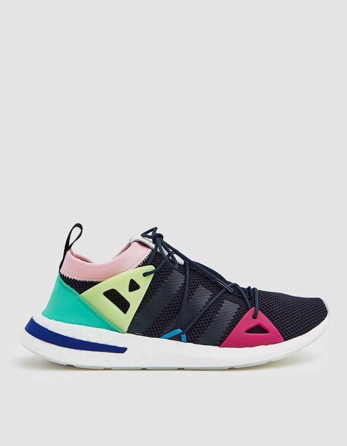 adidas originals Arkyn Knit Sneakers Core BlackCarbonClear Pink