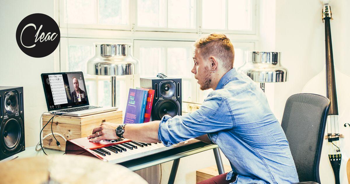 Suomalainen, musiikinopetukseen kehitetty videotyökalu, jolla annat oppitunteja livenä netissä. Toimii täysin ilman erillisen sovelluksen asentamista.