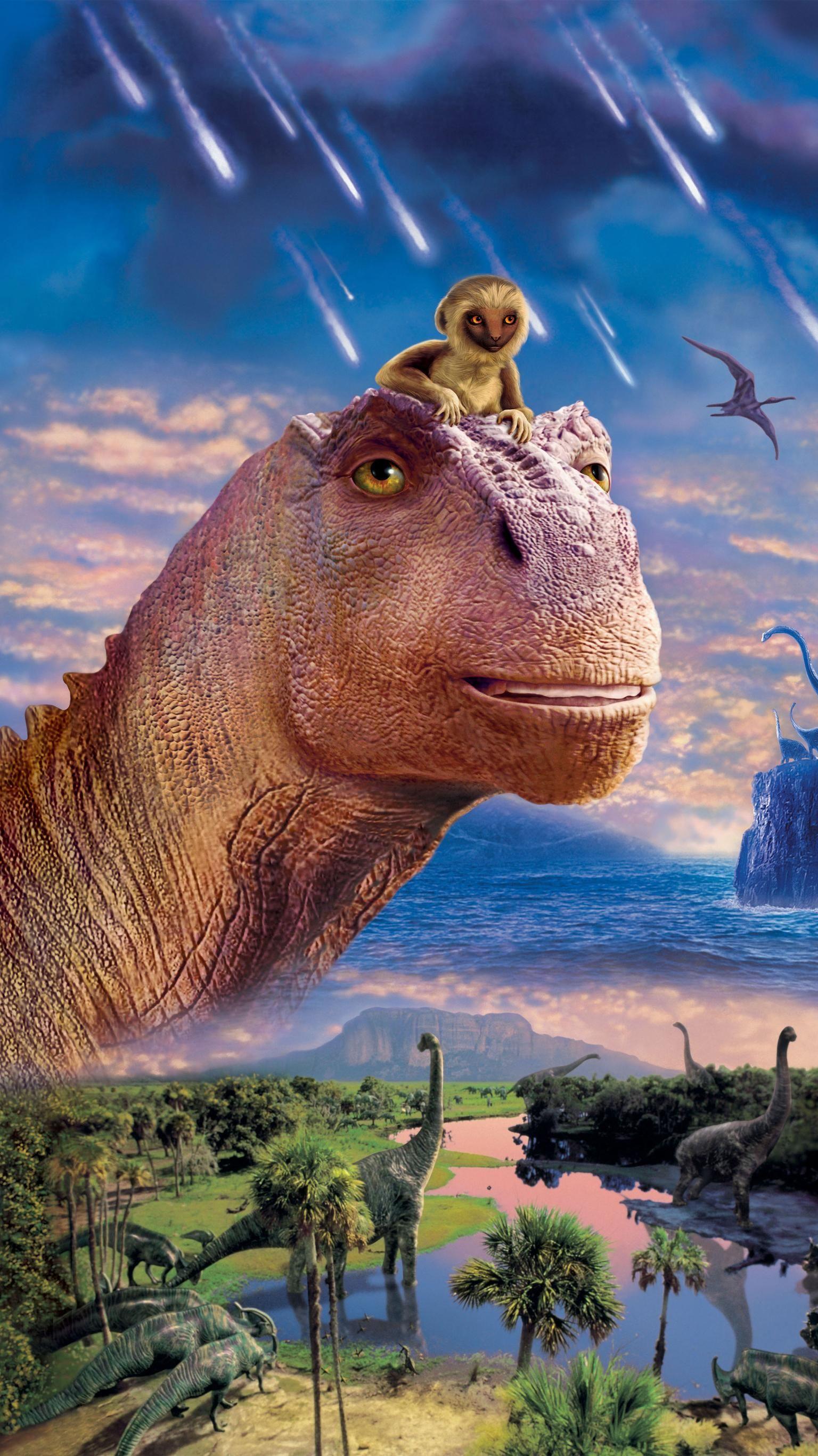 Dinosaur 2000 Phone Wallpaper Moviemania Dinosaur Movie Disney Dinosaur Dinosaur