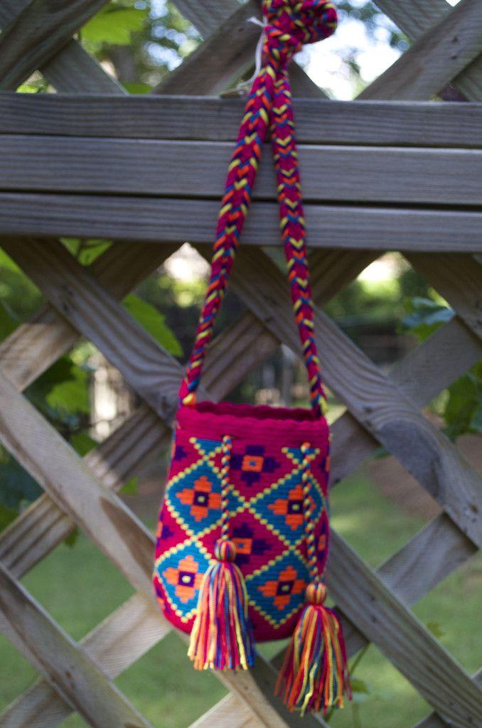 Mini Wayuu Shoulderbag Petite sac a main- ミニショルダーバッグ $28