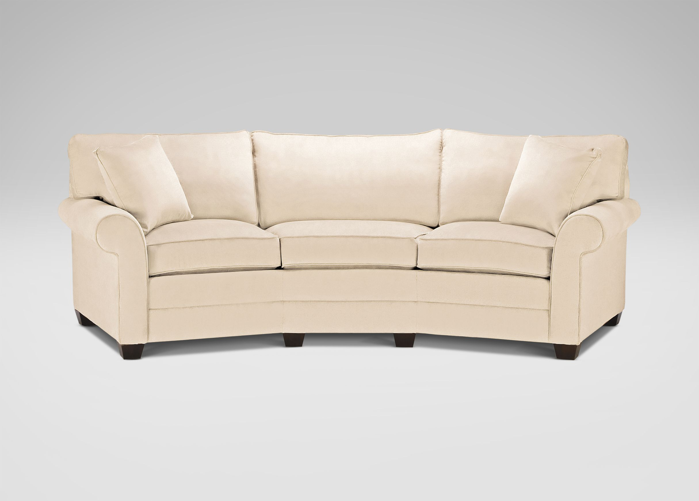 Bennett Roll Arm Conversation Sofa