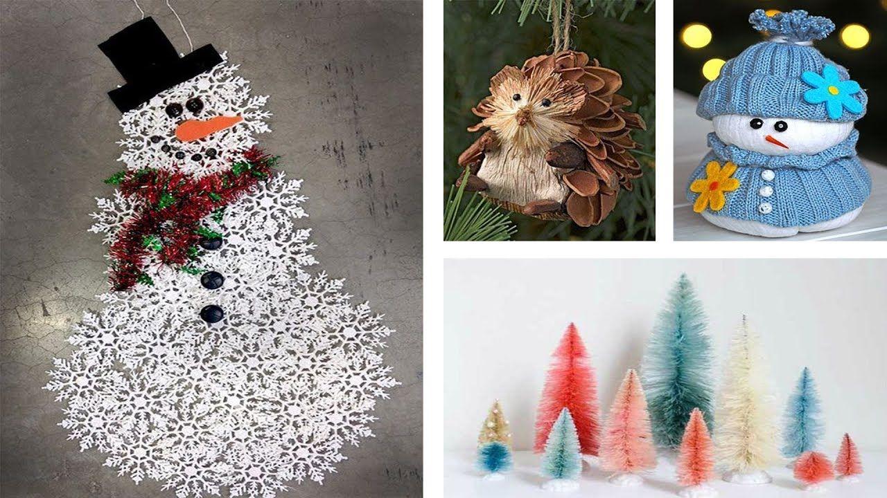 Diy Christmas Decor Easy Fast Diy Christmas Winter Ideas For Teenagers 13 Https Ift Tt 2ratigo Christmas Decorations Christmas Decor Diy Christmas Crafts