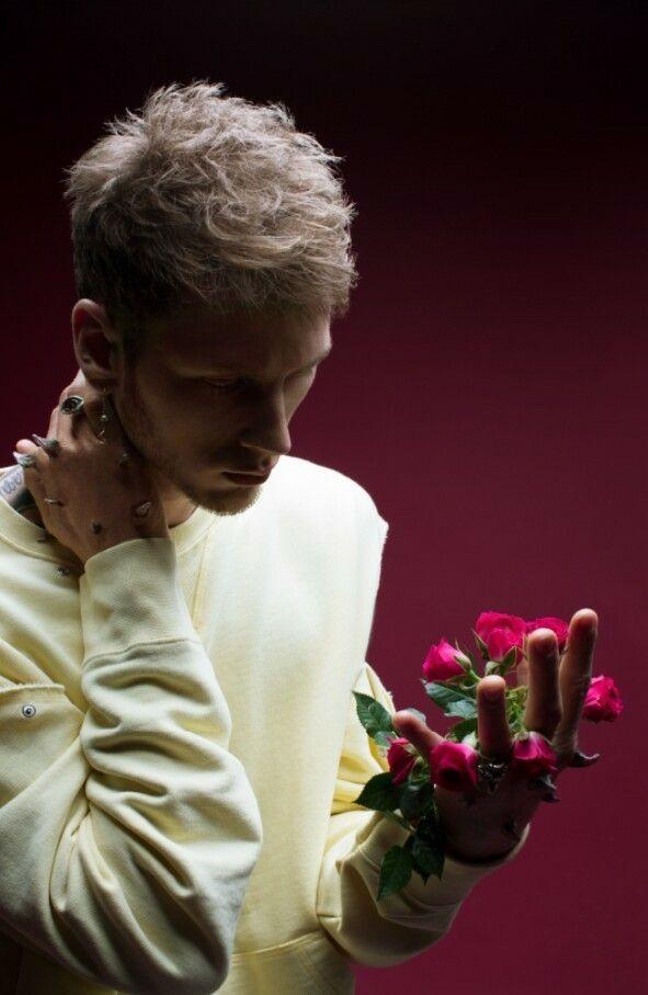 mgk bloom album art
