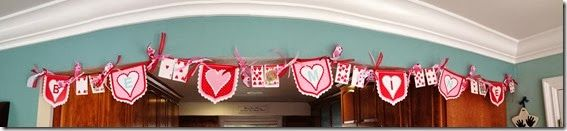 Fun Holiday banner this one for Valentines Day