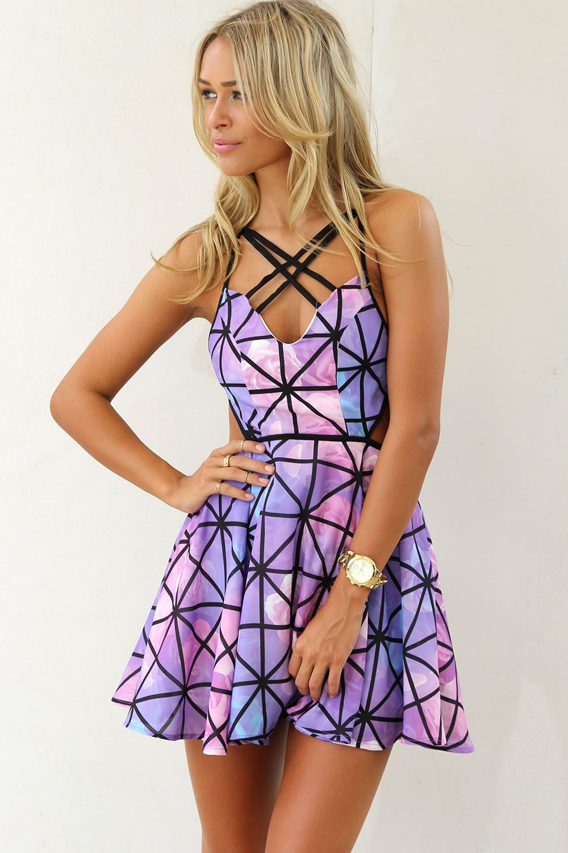 Sweet Mini Cocktail Dress ♥ True Life Sweethearts ♥ Read More ...