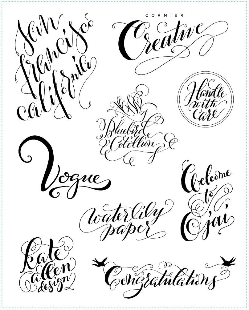 Digitizing Calligraphy: From Sketch to Vector (Calligraphy