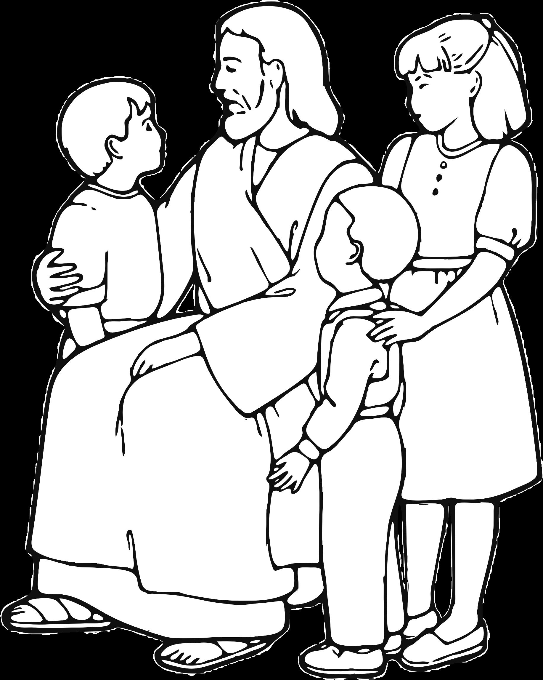 Pin by Joan Scheer on Sunday School | Pinterest | Jesus teachings ...