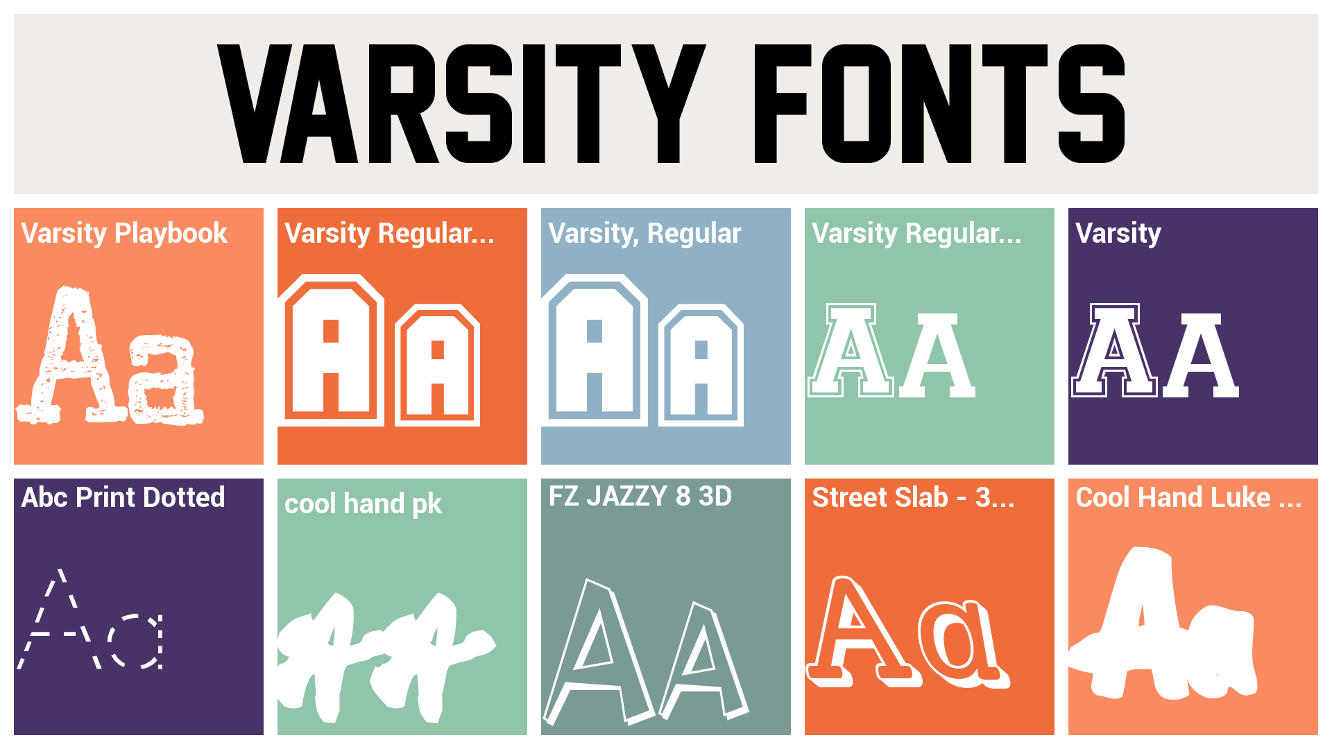 varsity fonts - Best Fonts | de soto tshirt in 2019 | 1980s font
