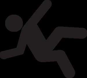 Fall Hazard Sign Clipart Clip Art Hazard Sign Free Clip Art