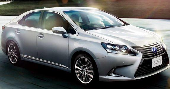Lexus Hs 250h Facelift