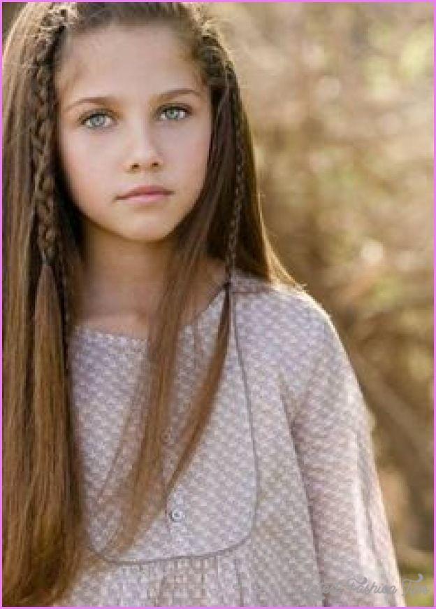 Nice Long Haircuts For Little Girls Hair Pinterest Long