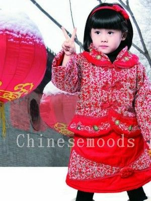 Sweater and skirt, chinese theme