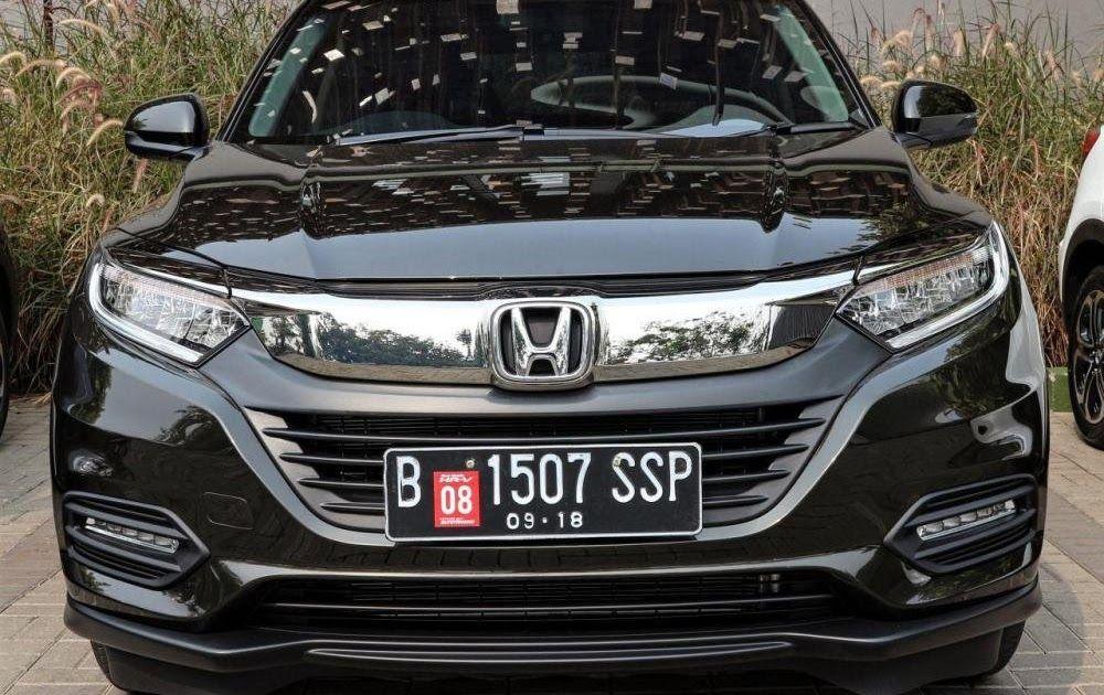 Gambar Mobil Hrv Hitam Review Honda Hr V 1 5 Special Edition 2018 Download Modifikasi Simple Dan Elegant Mobil Honda Hrv Hitam Bont Suv Mobil Bekas Honda