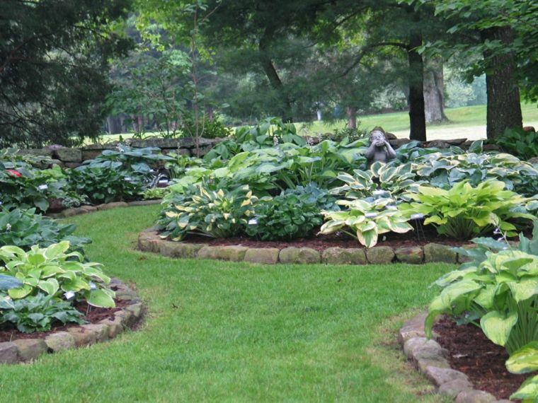 Plantas de sombra 9 opciones para el jard n jard n for Arboles sombra jardin