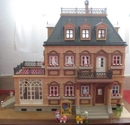 Maison Belle Epoque Playmobil Recherche Google Maison Jouet