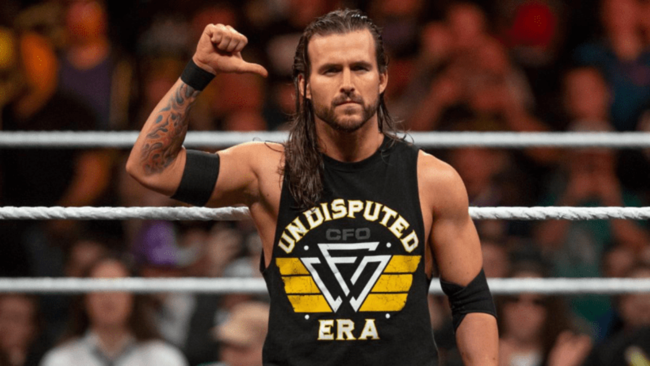 Adam Cole On Nxt At Wrestlemania Final Fantasy 7 And All His Current Gaming Adam Cole Adam Cole Wwe Wrestling News