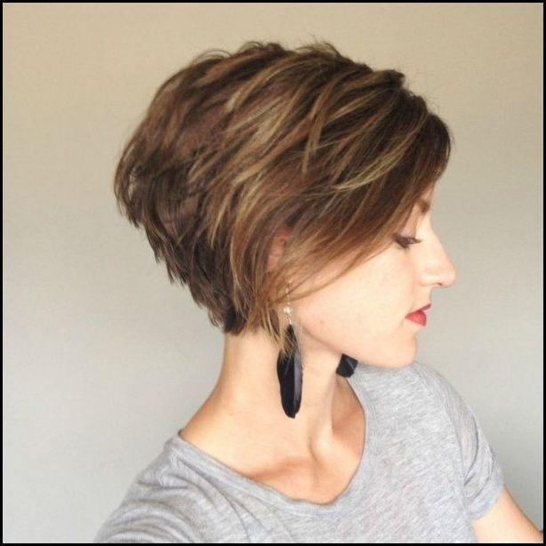 25 Beste Kurze Bob Frisuren Frisuren Haarschnitt Kurzhaarfrisuren