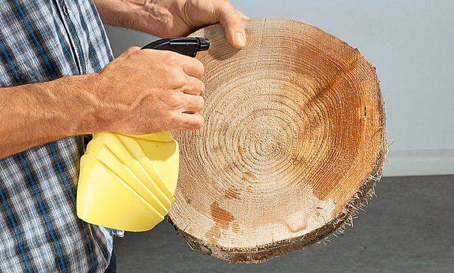 Basteln Mit Baumscheiben Gartenbau Wood Creations Diy Und Crafts