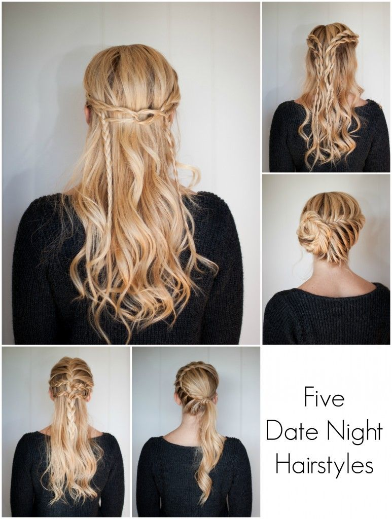 Date night hairstyles cute girls hairstyles abelus braids hair