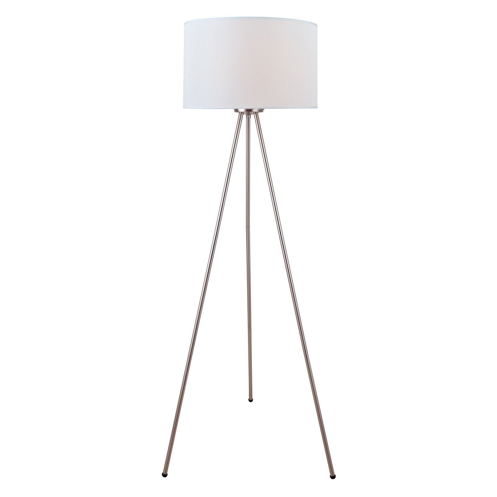 Lite Source Tullio Floor Lamp White Floor Lamp Steel Floor Lamps Floor Lamp