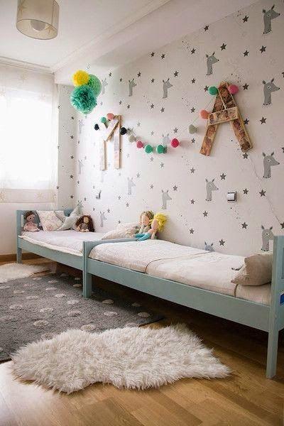 Habitaciones Para Gemelos | Habitacion niños | Pinterest | Gemelo ...