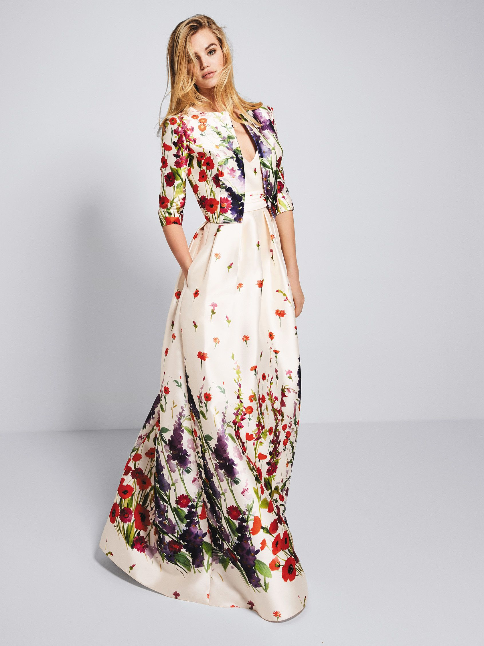 Robe de soiree theme boheme chic